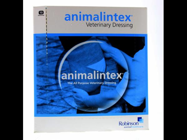 Animalintex bandage soin 40 x 20 cm 10 pièces