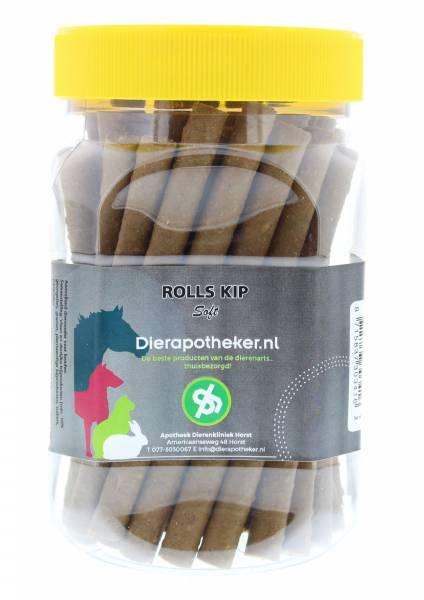 Rolls Poulet Soft Dierapotheker.nl 40 pièces
