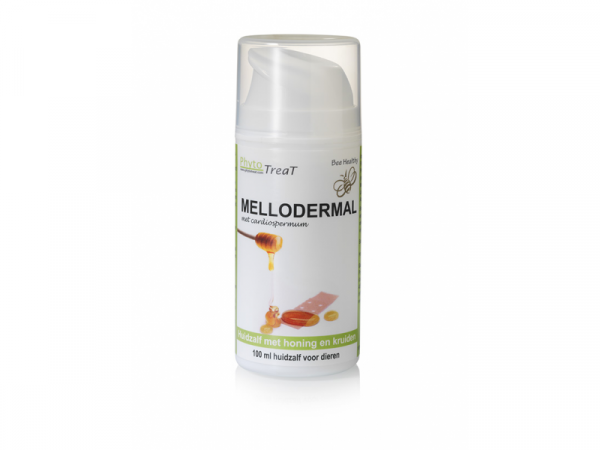 Phytotreat Mellodermal crème au Miel Indoor 100 ml