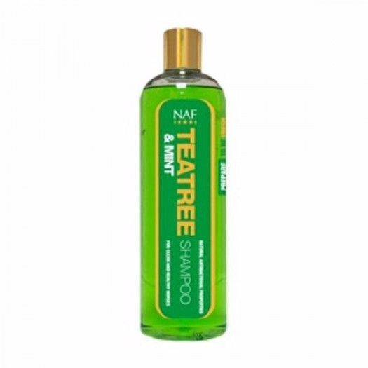 NAF Teatree and Mint Shampoo Cheval 500 ml