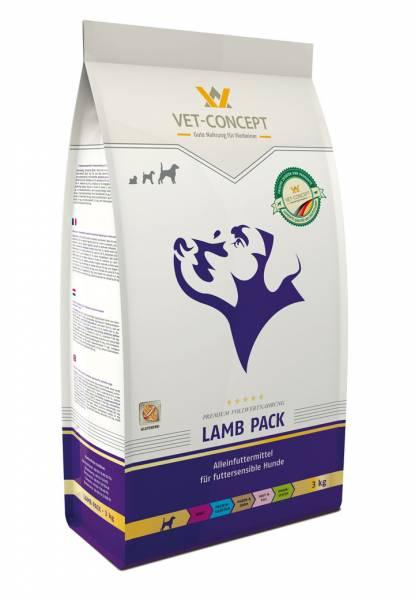 Vet-Concept Lamb Pack Chien