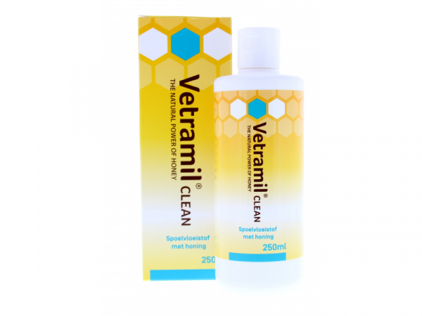 Vetramil Solution Liquide 250 ml