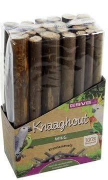 Bois à ronger Oiseaux Saule 100 grammes