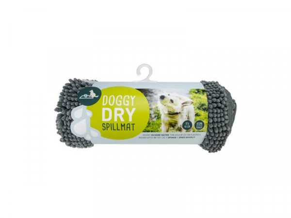 Doggy Dry Doormat Paillasson Chien