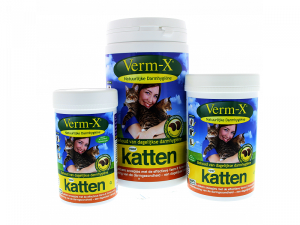 Verm-X Chat Bonbons