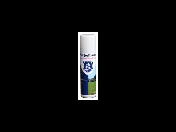 Teinture d'iode PVP Spray 200 ml