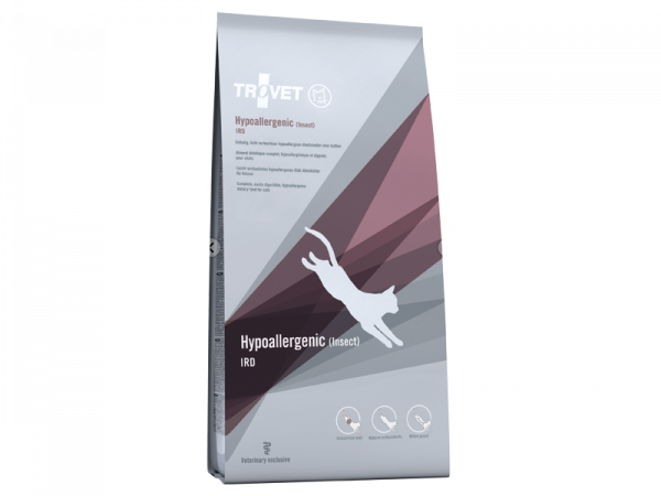 Trovet Hypoallergenic Ird Cat (Insect)