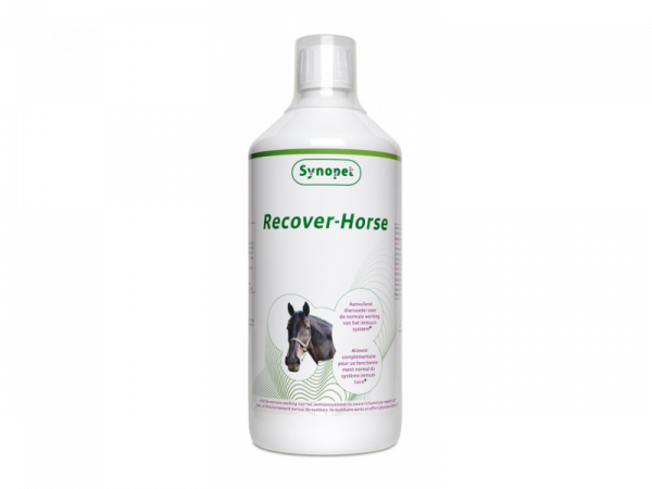 Synopet Cheval Recover Horse Récupération 1000 ml