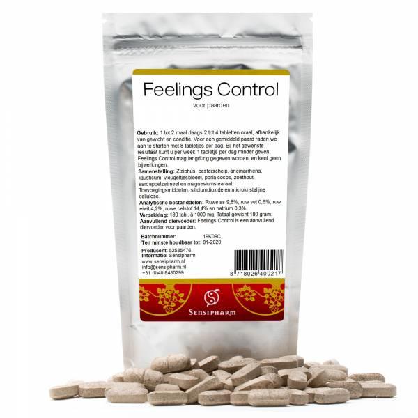 Sensipharm Feelings Control Cheval 180 Comprimés
