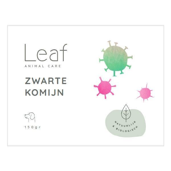 Leaf Cumin Noir Immunité Chien 150 grammes