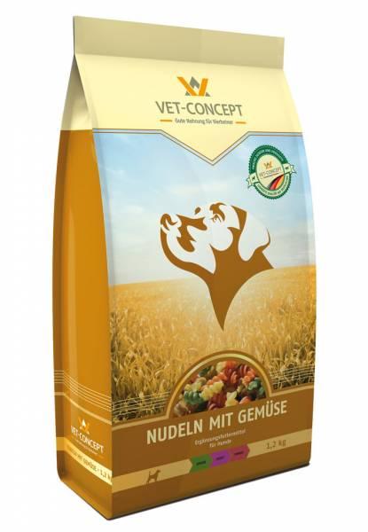 Vet-concept Pâtes aux légumes Chien 1.2 kg