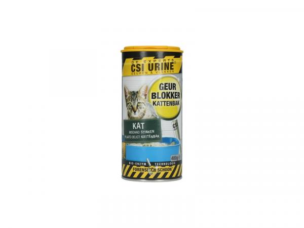 CSI Urine Litère Chat Granulés 400 grammes