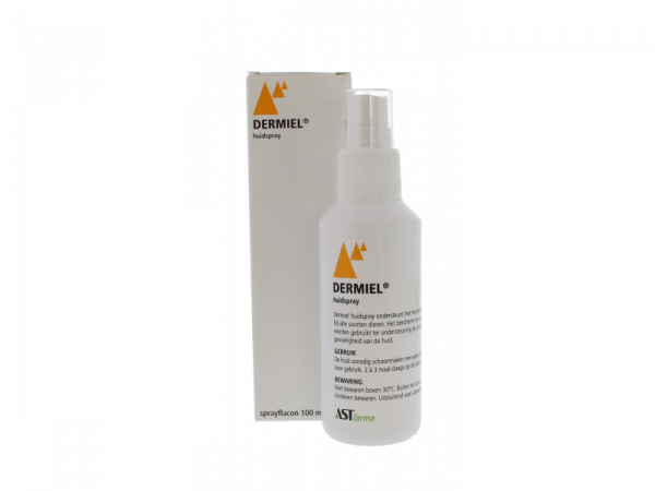 Dermiel Spray Peau / Plaie 100 ml