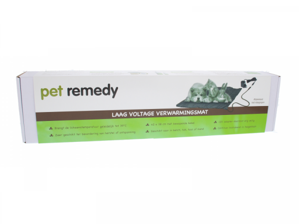 Tapis Chauffant Chien Chat Pet Remedy