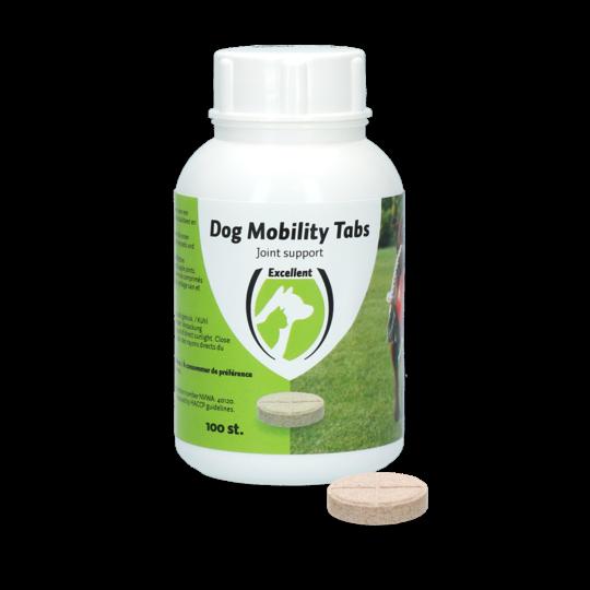 Dog Mobility Tabs 100 Comprimés