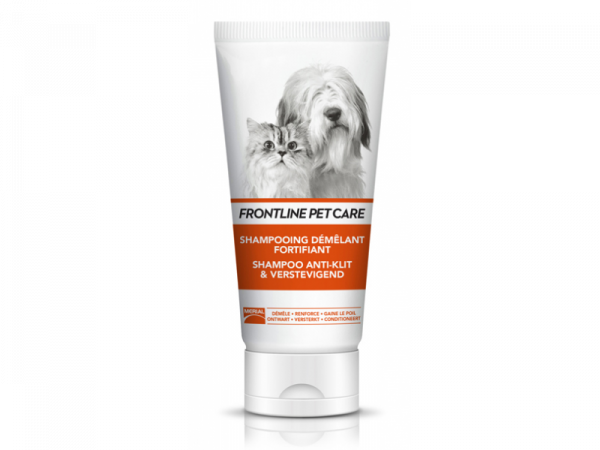 Frontline petcare shampooing demelant fortifiant 200ml