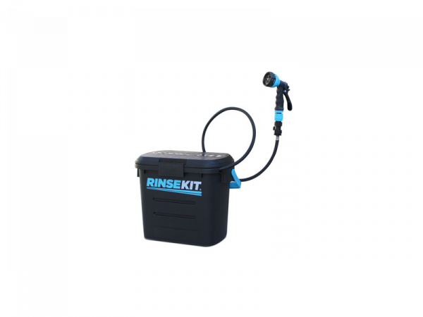 Douche Chien Cheval Rinsekit 7.5 Litres Complet