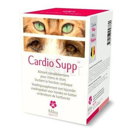 Cardio Supp 60Cp Miloa