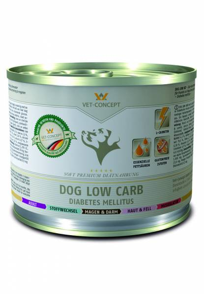 Vet-Concept Dog Low Carb