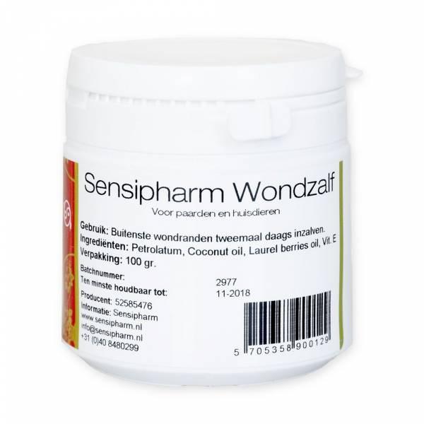 Sensipharm Pommade Plaie Animaux domestiques et Cheval 100 grammes