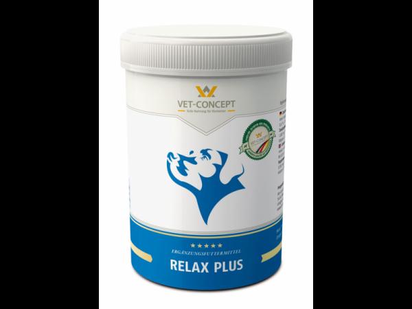 Relax Plus Vet-concept Sérénité Chien 500 grammes