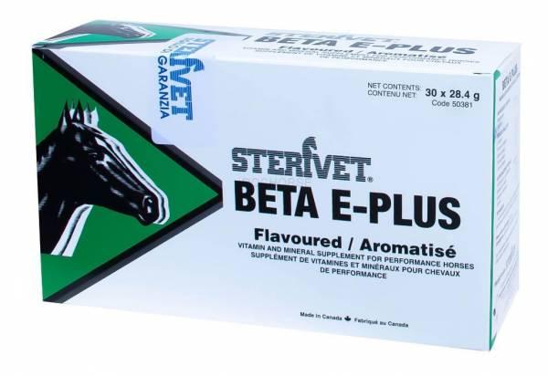 Sterivet Beta E Plus 30 x 28.4 grammes
