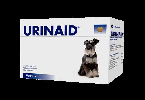 Urinaid Voies urinaires Chien Vetplus 60 Comprimés