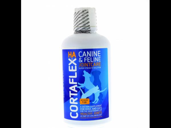 Cortaflex HA Jointcare Chien Chat 1 liter