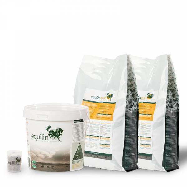 2x Equilin Basic 6 kg + seau de stockage gratuit
