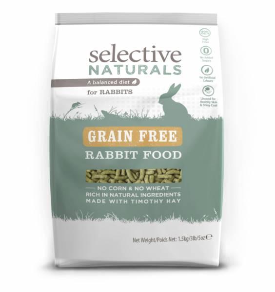 Supreme Selective Naturals Sans céréales Lapin 1.5 kg