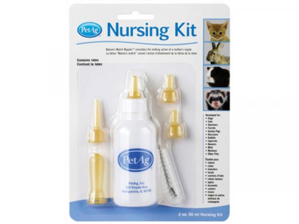 PetAg Nursing Kit Chat 60 ml