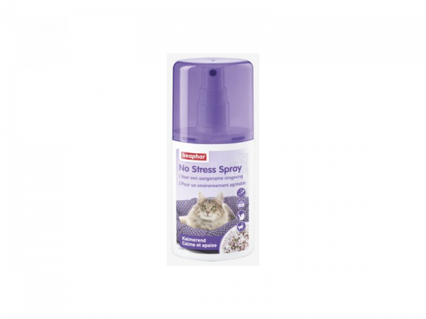Beaphar No Stress Spray Chat 125 ml
