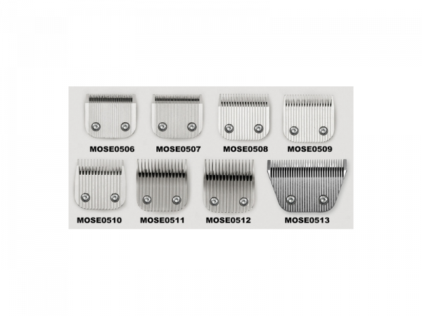Lame pour Moser Max 45 Tondeuse