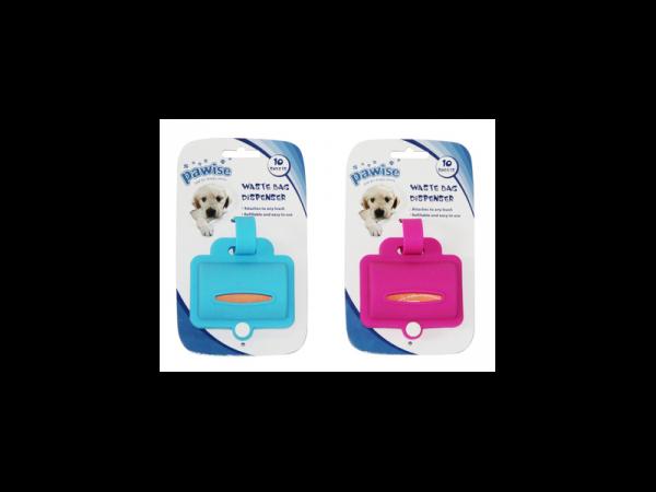 Waste Bag (sachets à déjections) Dispenser Silicone (incl. 20 sachets)