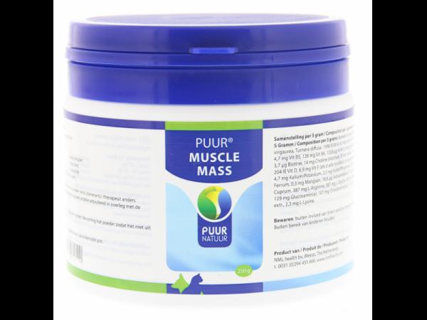 Puur Muscle Mass développement musculaire Chien Chat