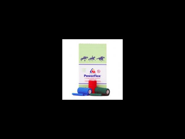 Bandage Powerflex Cheval 18 pièces