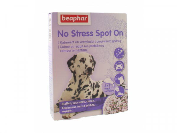 Beaphar No Stress Chien 3 pipettes