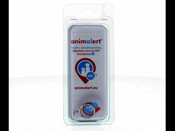 Animalert Médaille Chien Chat