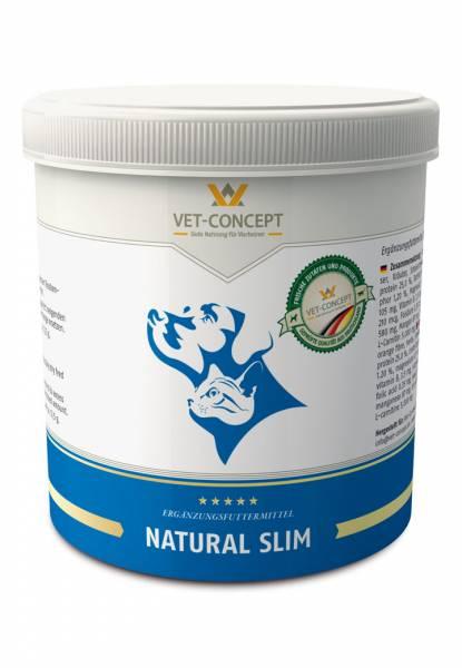 Natural Slim Vet-concept Amincissement Chien Chat 1200 grammes