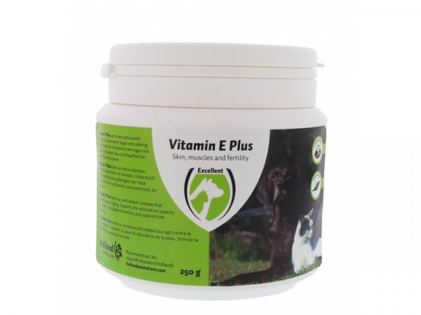 Vitamin E Plus Chien Chat Excellent 250 grammes