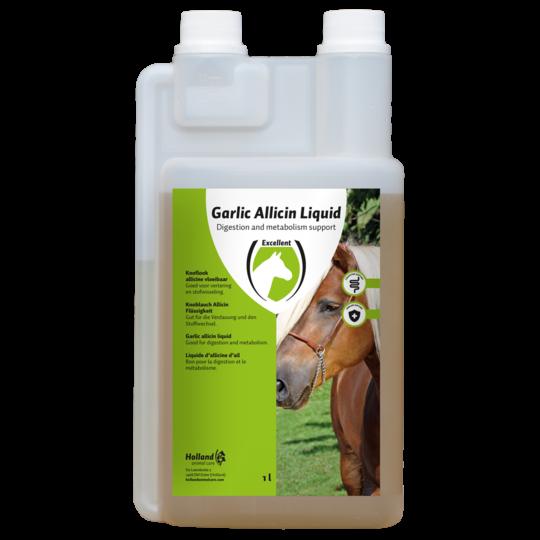 Garlic Allicin Liquid EU 1 liter