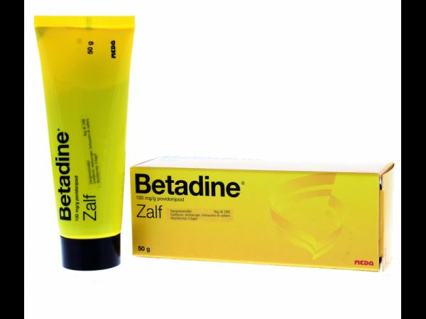 Betadine Pommade 30 grammes