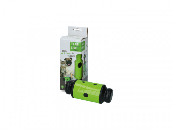 Eat Slow Live Longer Feed And Treat Roller