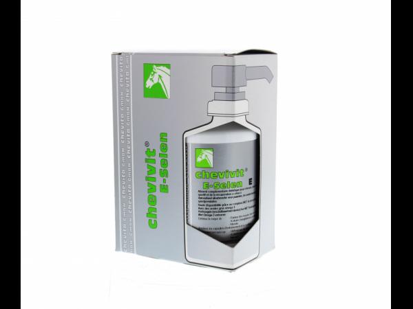 Chevivit E-Selen E 250 ml flacon avec pompe doseuse