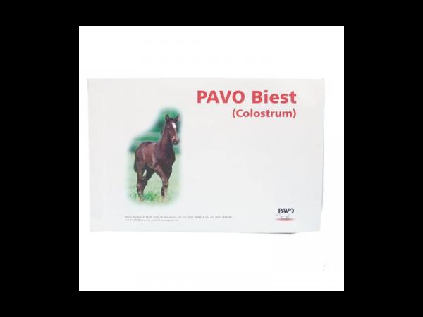 Pavo Poulain Colostrum sachet 150 grammes