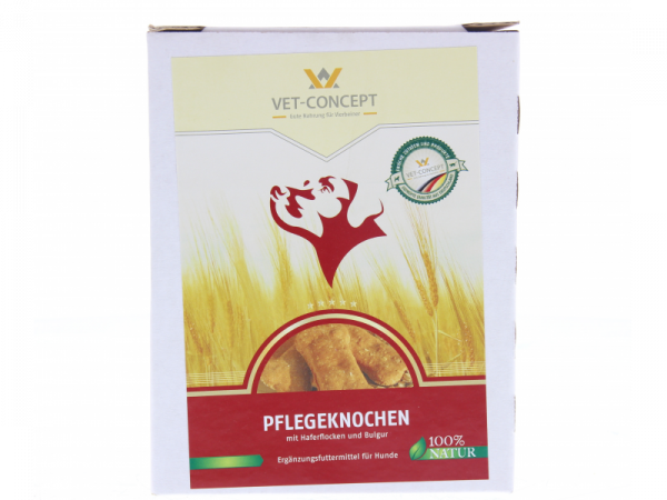 Vet-concept Biscuits soins Dents Snack Chien 150 grammes