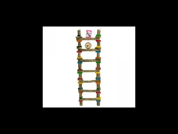 Birdeeez 7-Step Sekelbos Ladder X-Large