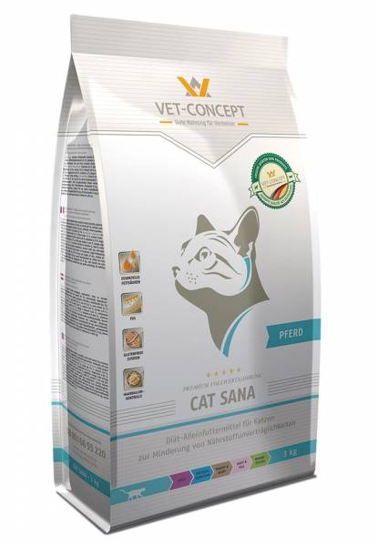 Vet-Concept Cat Sana Cheval