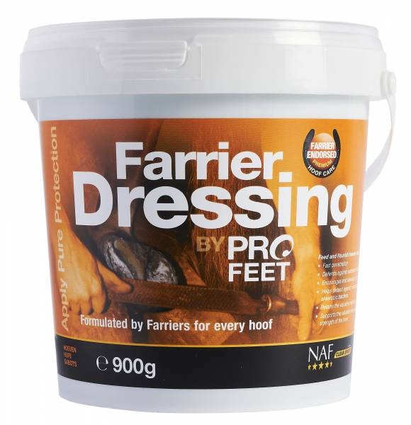 NAF Farrier Dressing by Profeet Hoef Cheval