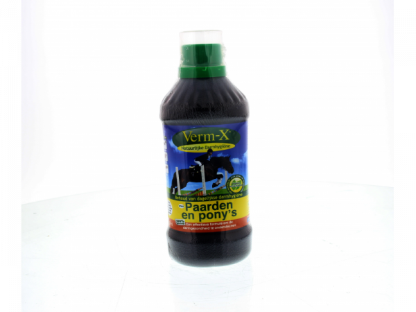 Verm-X Cheval Liquide